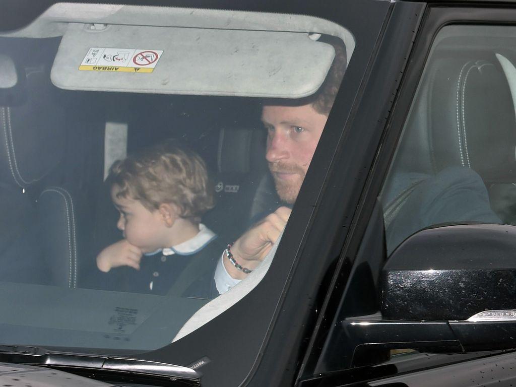 Prinz Harry und Prinz George