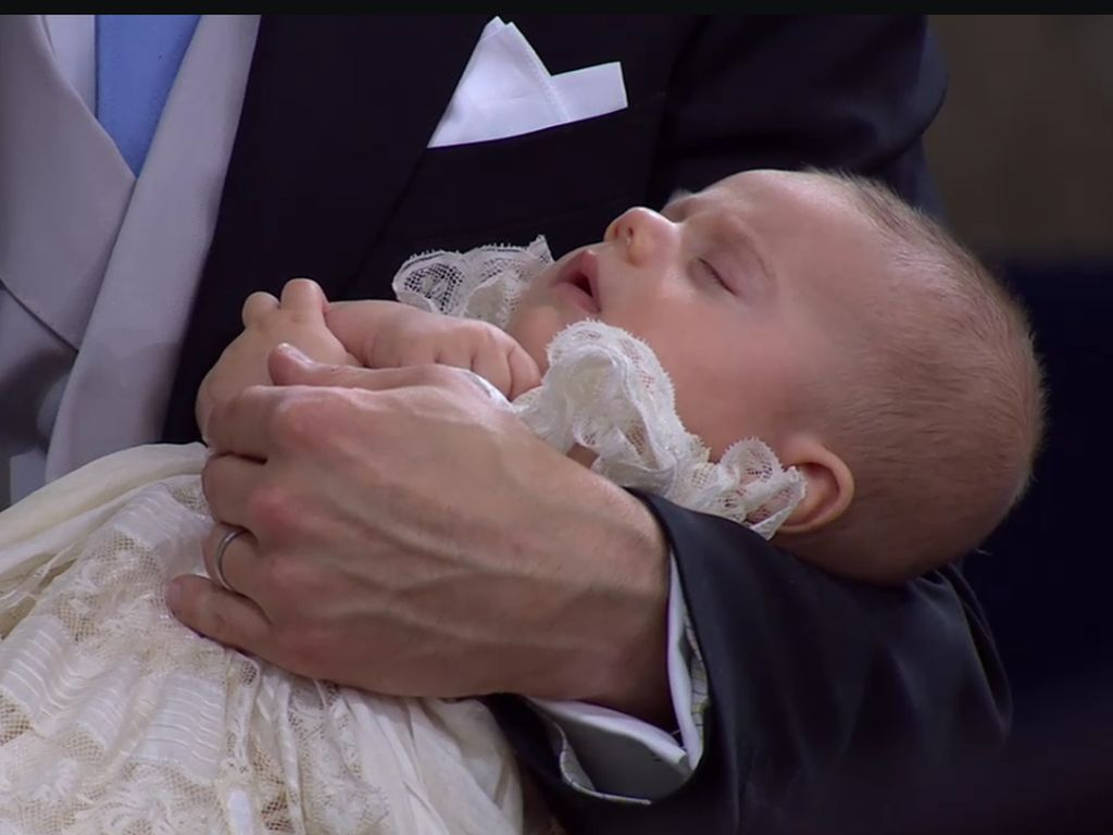 Prinz Oscar von Schweden