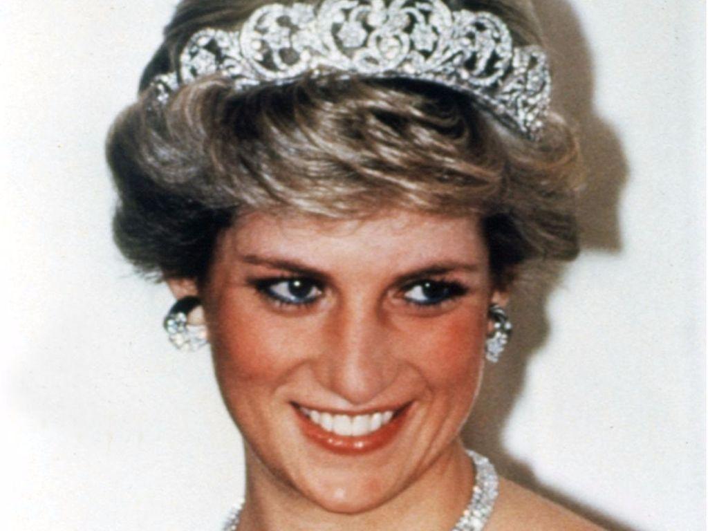 Prinzessin Diana im Jahr 1981
