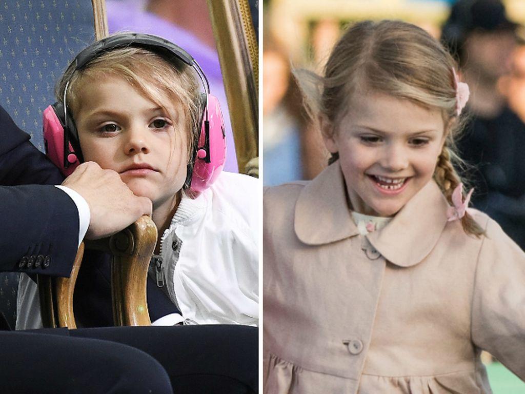 Prinzessin Estelle 2016 und 2017