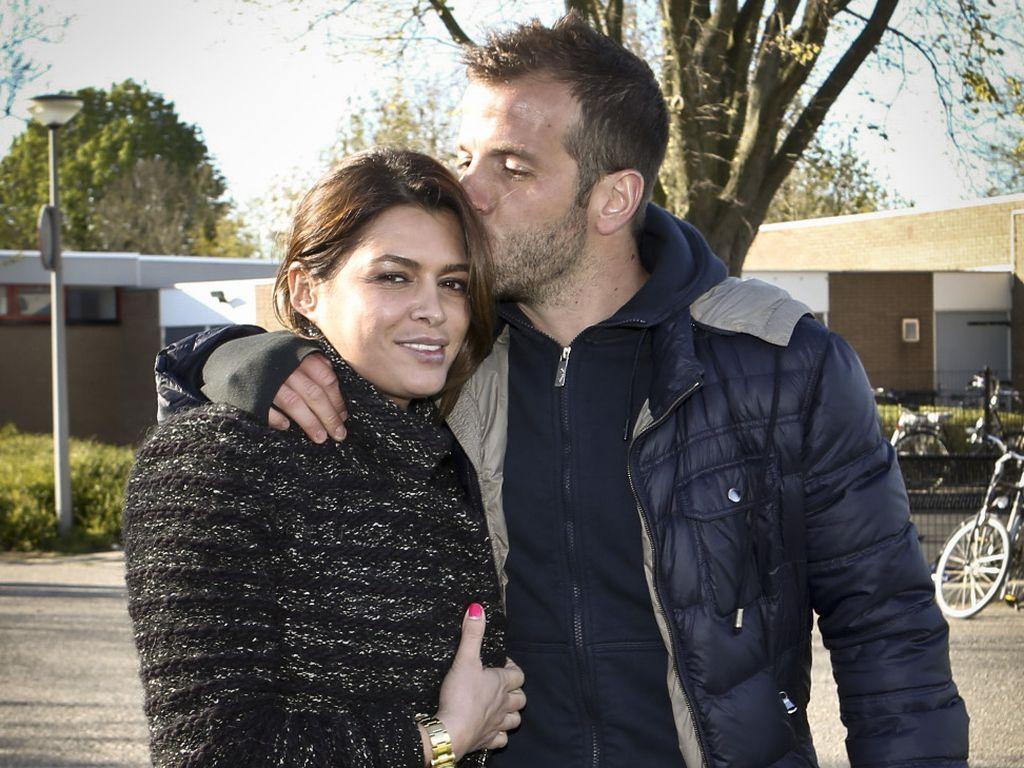 Sabia Boulahrouz und Rafael van der Vaart