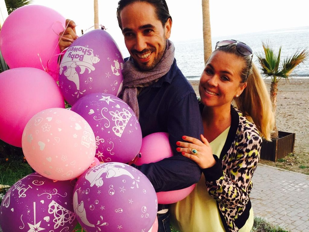 Julio und Rebecca Kratz