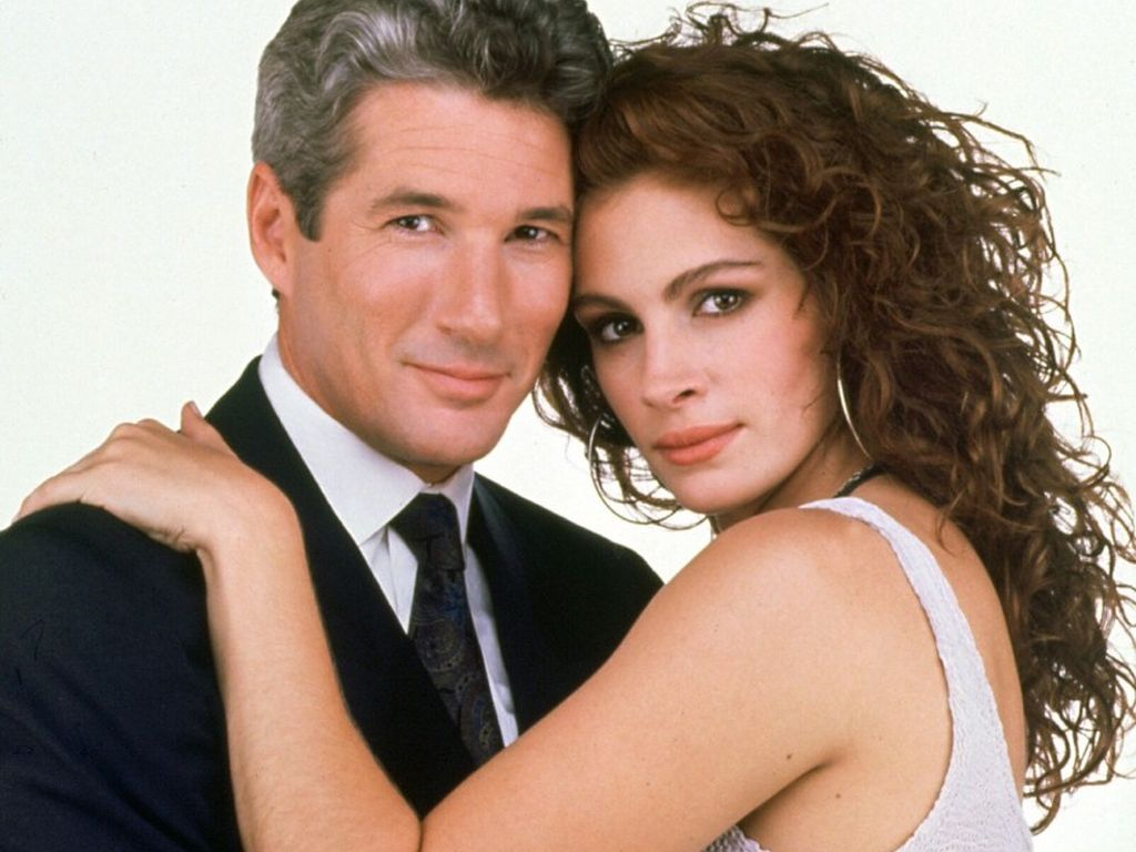 Julia Roberts und Richard Gere