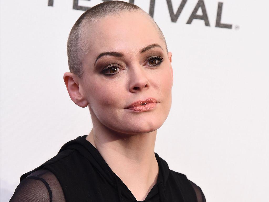 Rose McGowan beim Tribeca Film Festival 2016