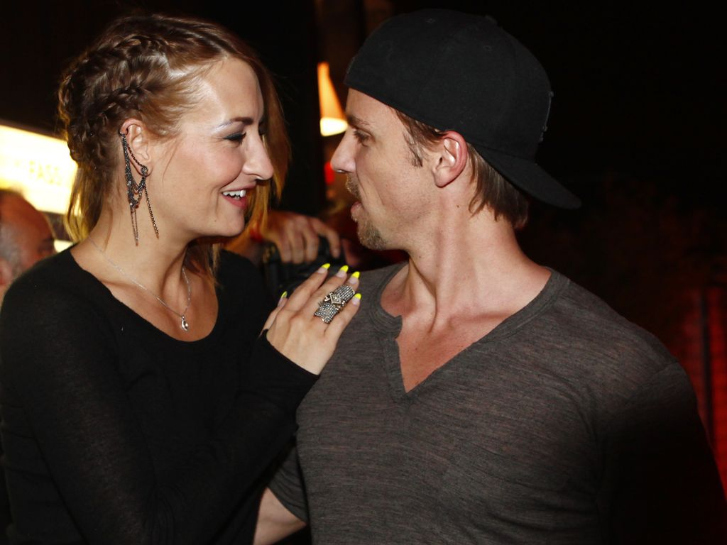 Sarah Connor Und Florian Fischer