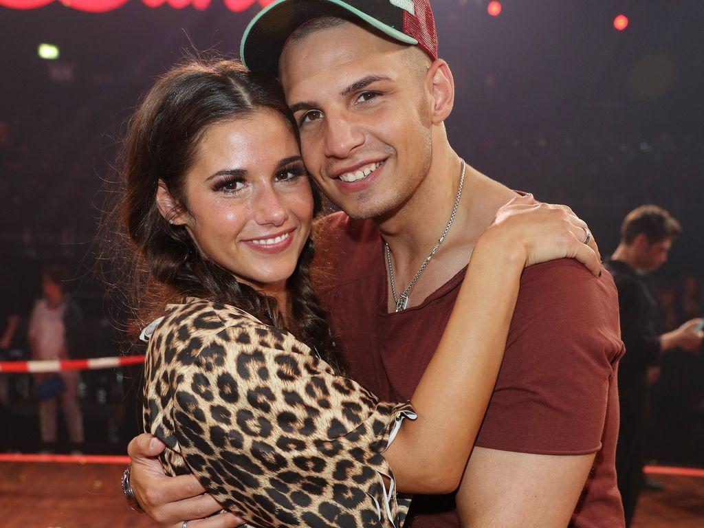 "Sarah und Pietro Lombardi beim ""Let's Dance""-Finale"