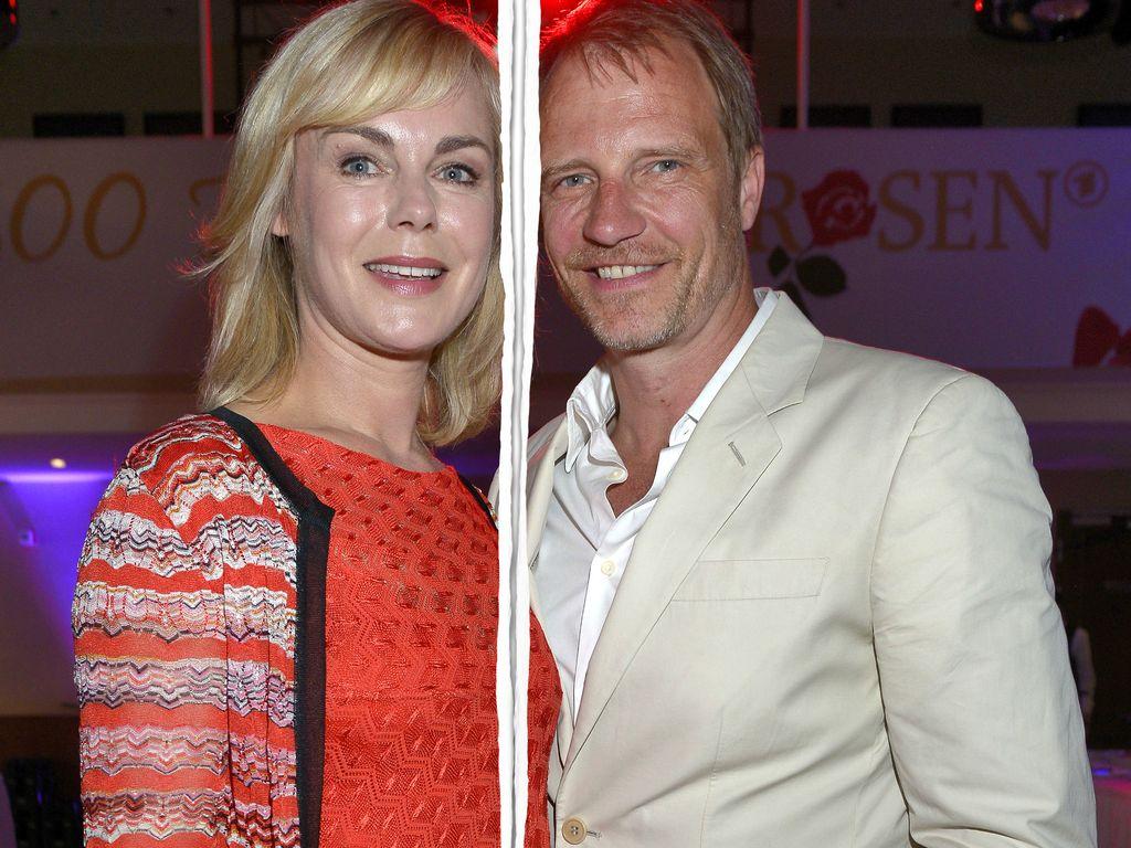Saskia Valencia und Thorsten Nindel im Jahr 2013