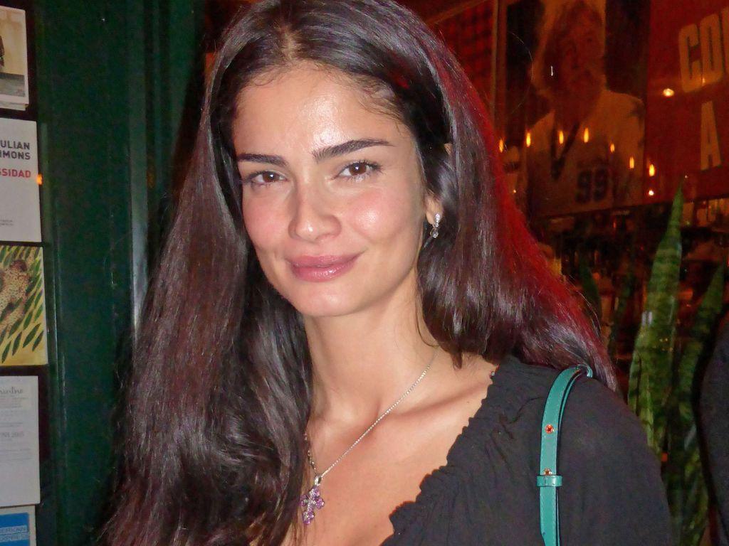 Shermine Shahrivar, Model