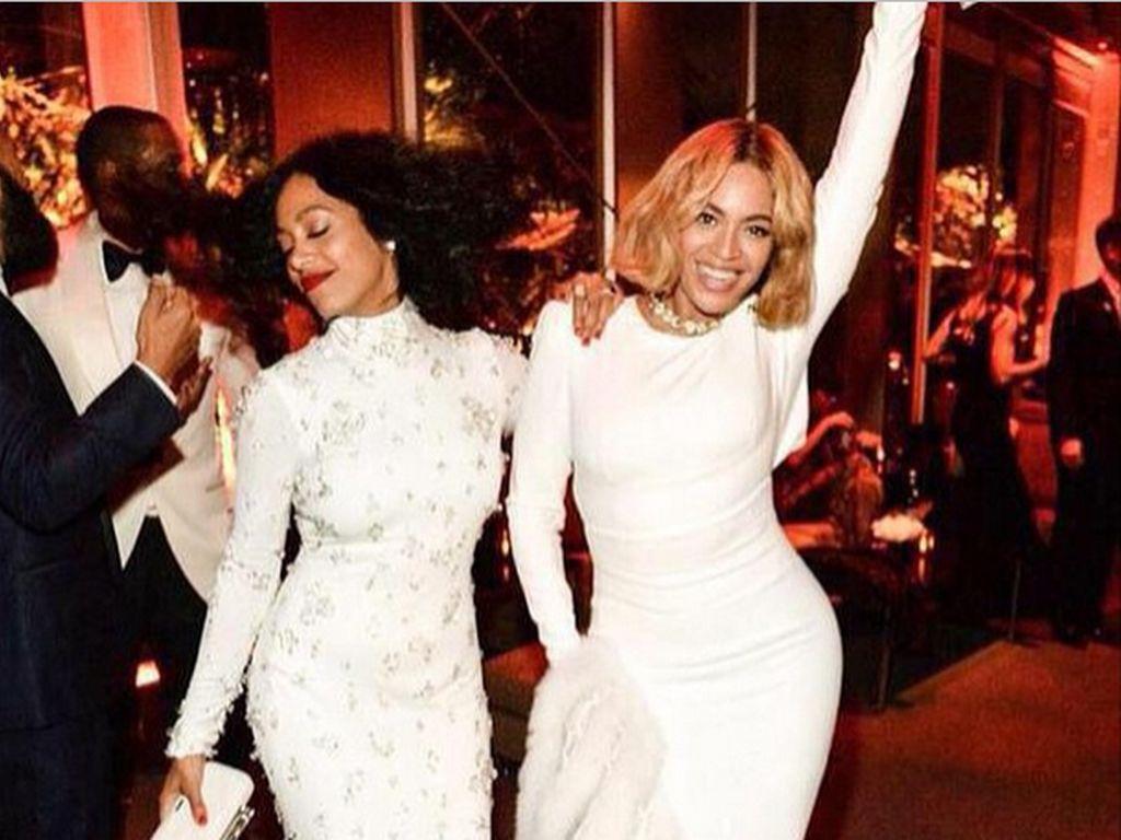 Beyonce und Solange Knowles
