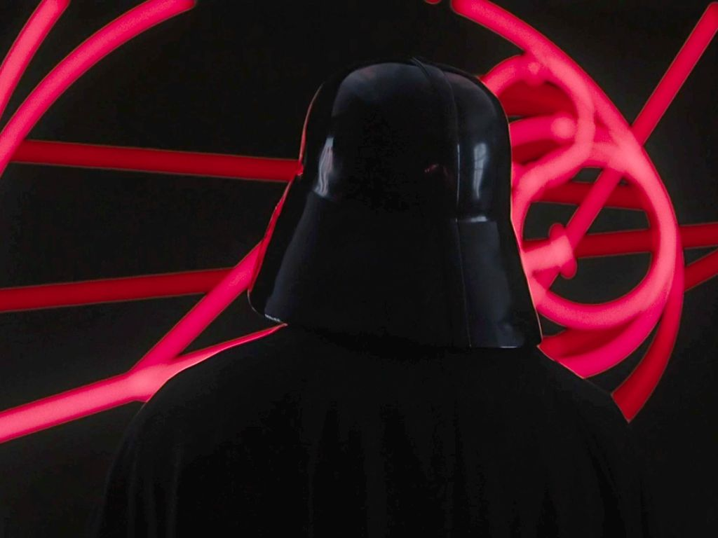 "Darth Vader in ""Rogue One"""