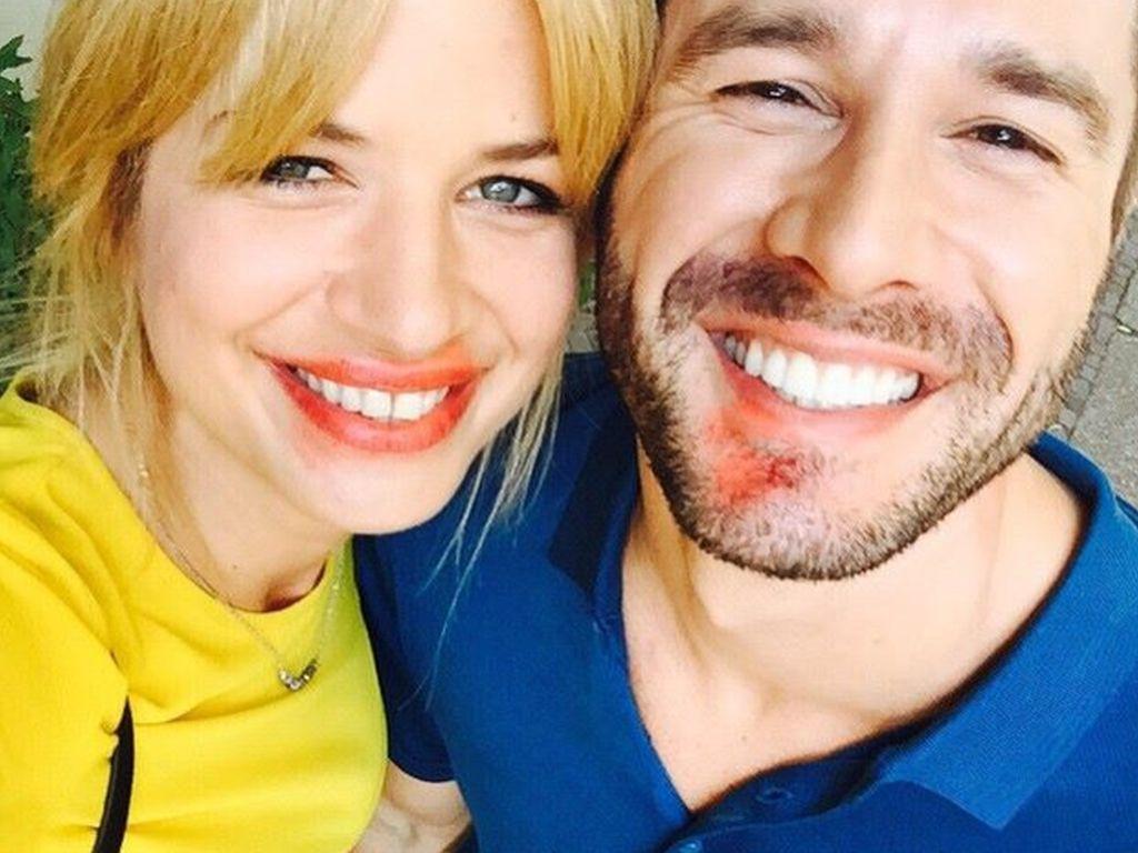 Susan Sideropoulos und Jochen Schropp