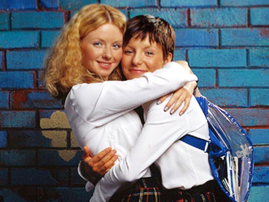 Girlband t.A.T.u. in den 1990ern