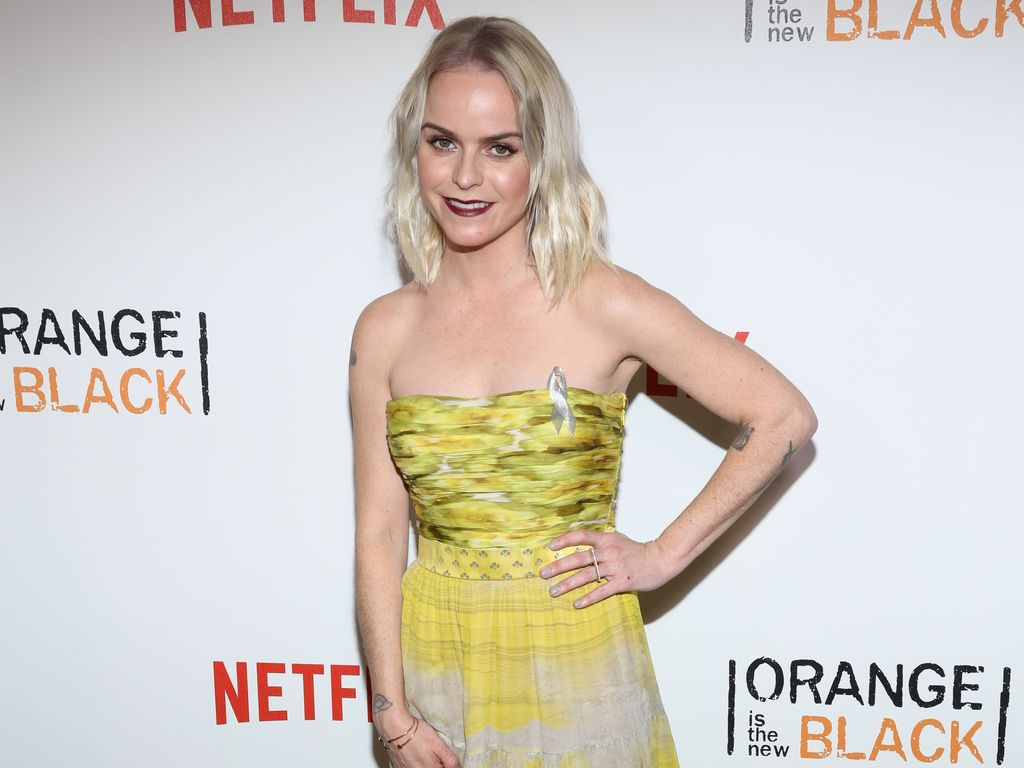 Taryn Manning im Juni 2016 bei der Staffel-Premiere von 'Orange is the New Black' in New York