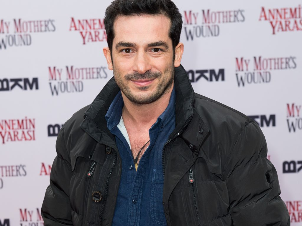 "Tayfun Baydar bei der ""My Mother's Wound""-Premiere in Berlin"
