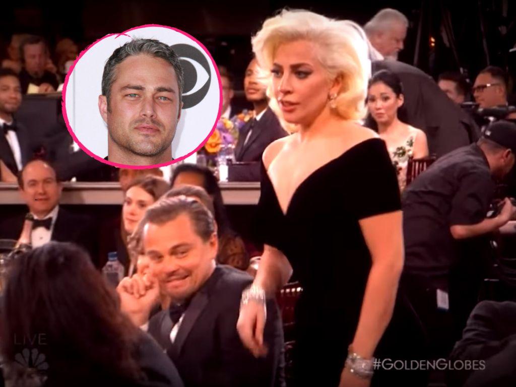 Leonardo DiCaprio, Lady GaGa und Taylor Kinney