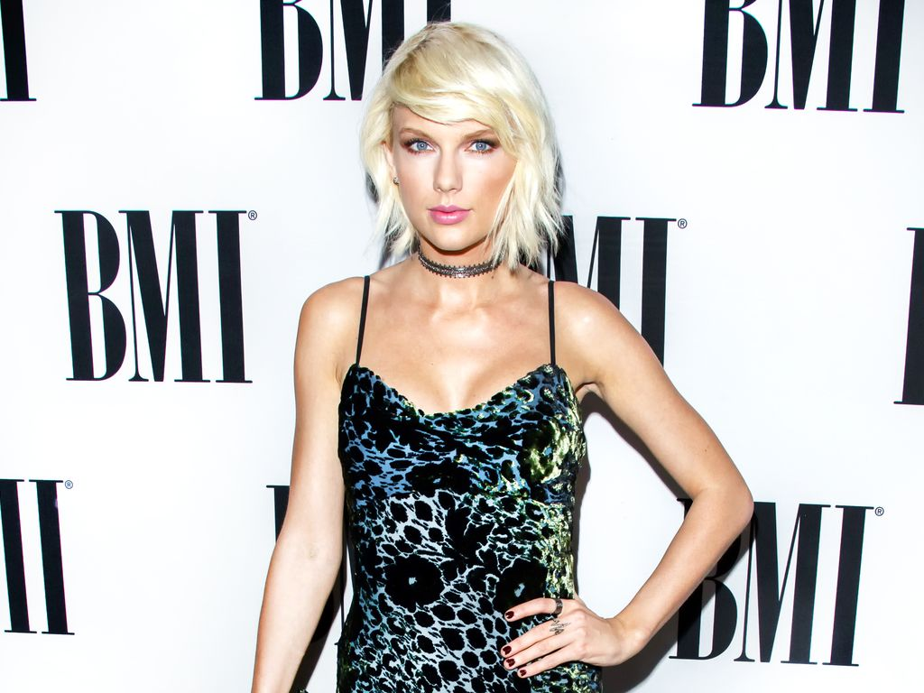 "Taylor Swift bei den ""BMI Pop Awards"" in Beverly Hills"