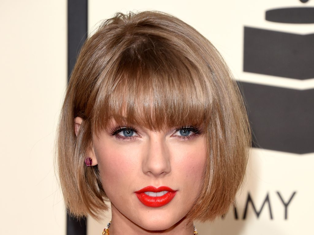 Taylor Swift bei den GRAMMY Awards 2016
