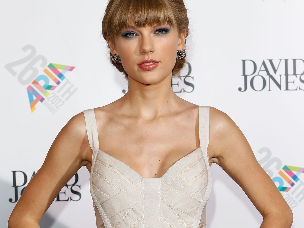 Taylor Swift bei den ARIA Awards 2012 in Sydney