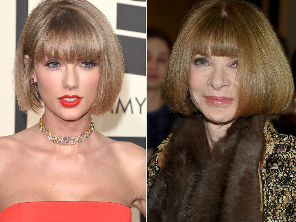 Taylor Swift und Anna Wintour