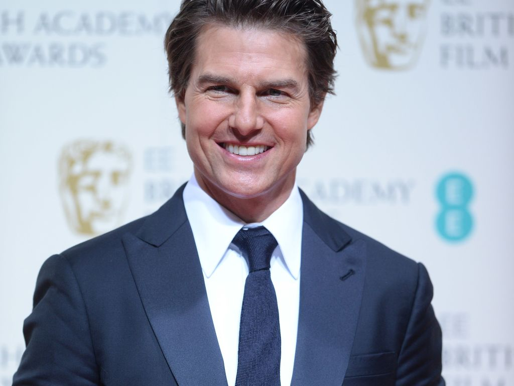 Tom Cruise bei den British Academy Awards