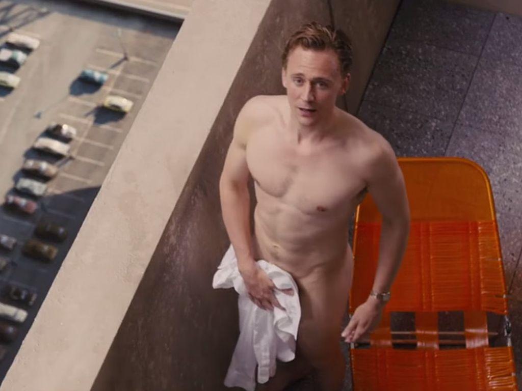 "Tom Hiddleston im Film ""High-Rise"""