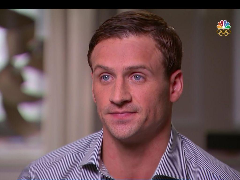 US-Schwimmstar Ryan Lochte