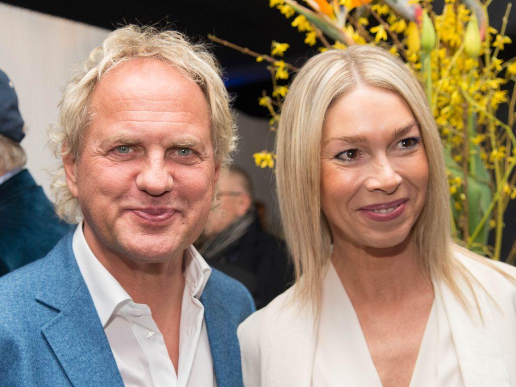 Uwe Ochsenknecht und Kiki Viebrock