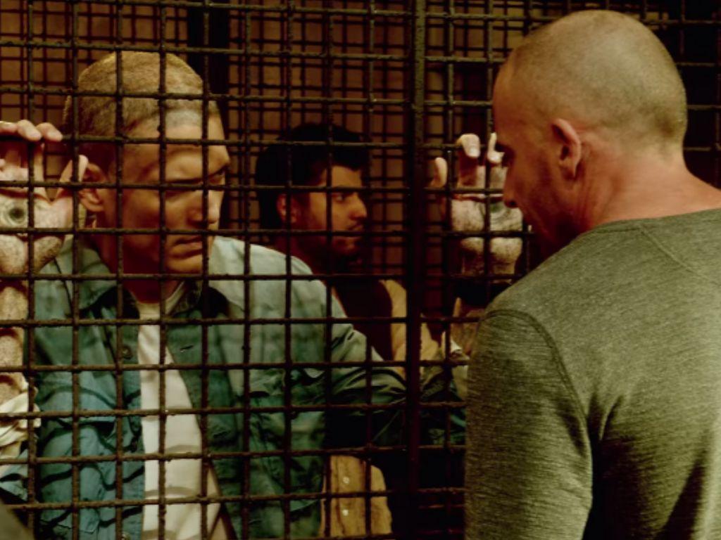 """Wentworth Miller und Dominic Purcell im """"Prison Break""""-Sequel"""