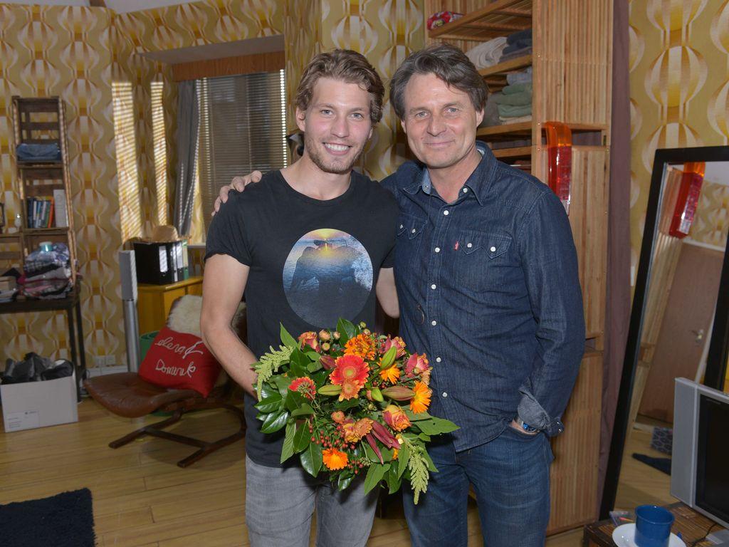 Wolfgang Bahro und Raúl Richter