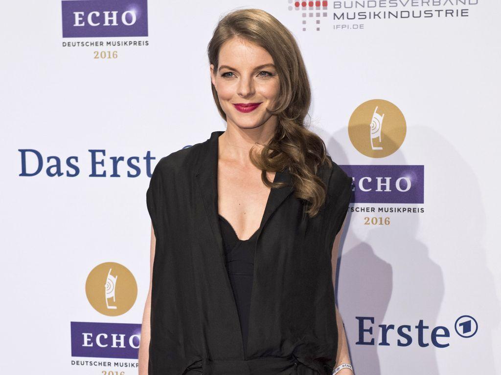 Yvonne Catterfeld bei der Echo-Verleihung 2016
