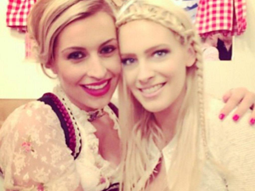 Verena Kerth und Yvonne Schröder