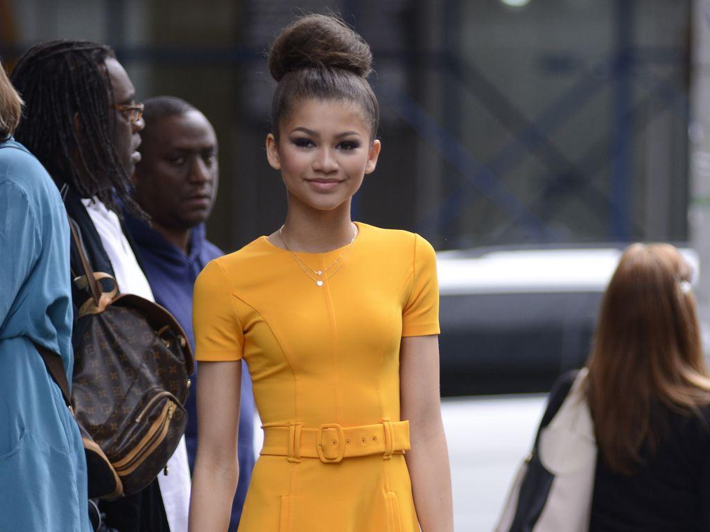 Teen Star Zendaya Coleman plötzlich extrem dünn