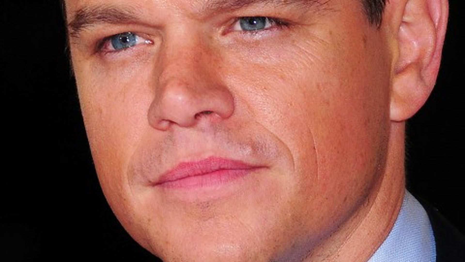 Michael Moore Matt Damon Soll Pru00e4sident Werden   Promiflash.de