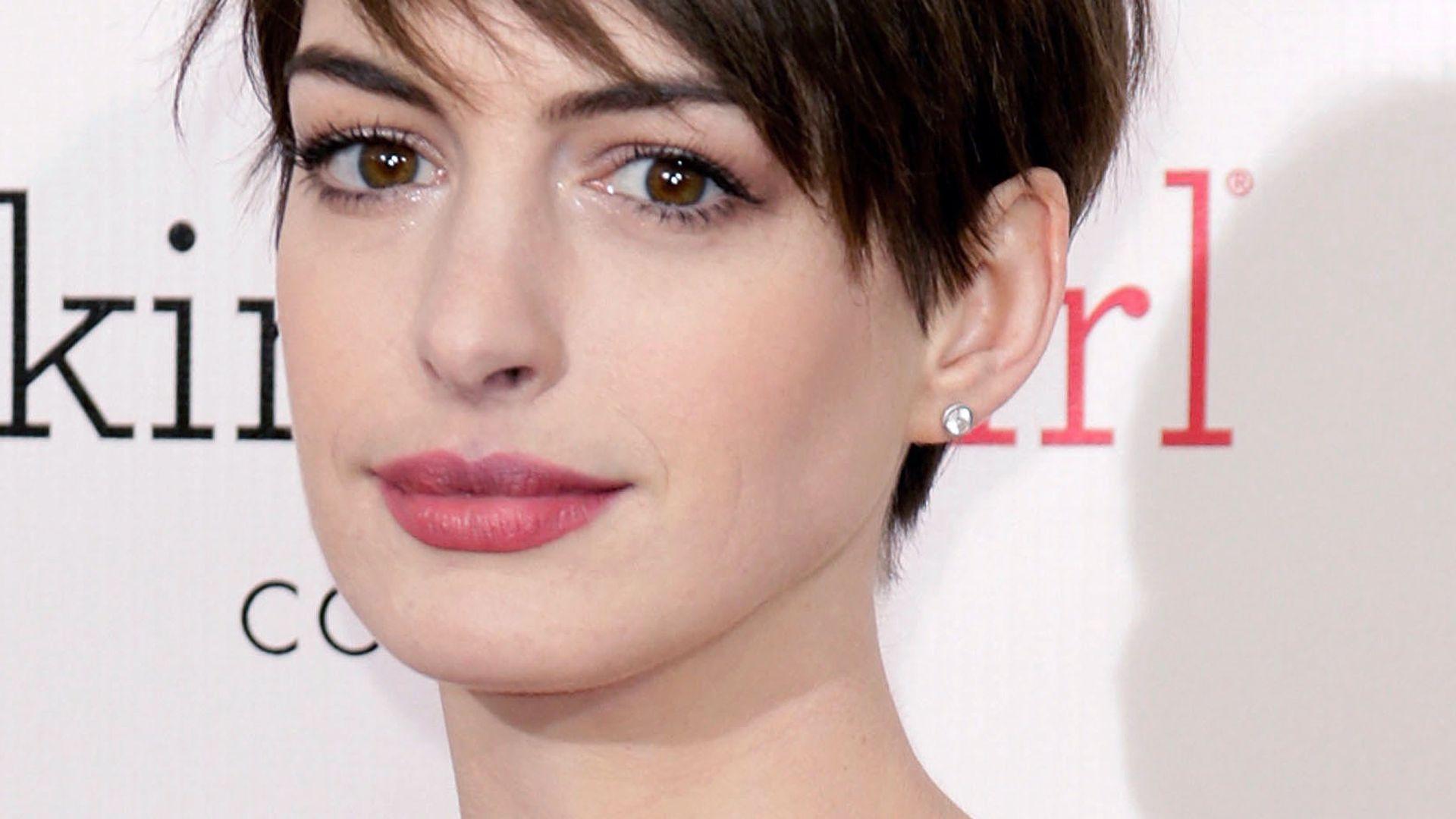 Hat Anne Hathaway wie Analsex