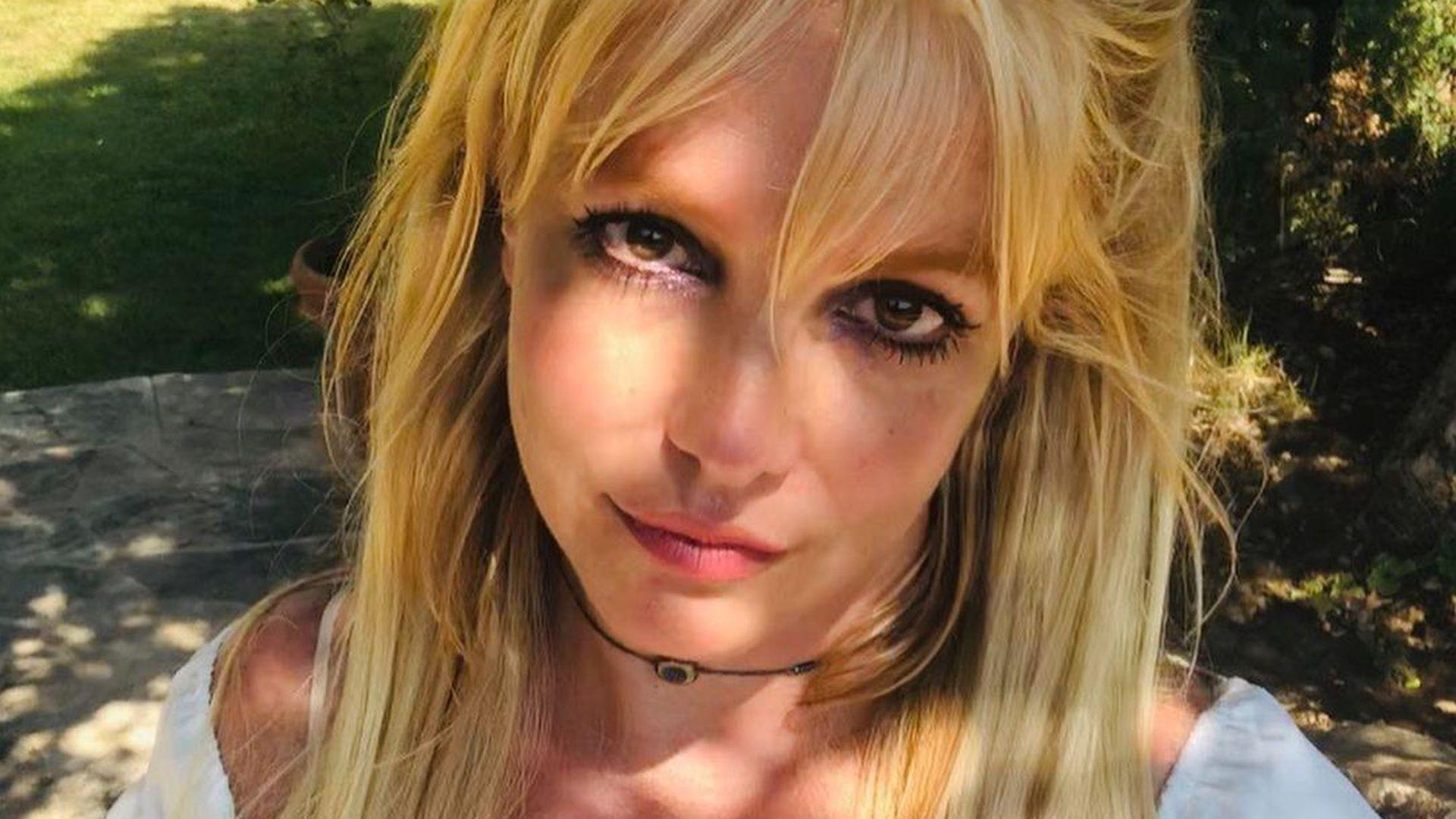 Wurde Sie Gezwungen Britney Spears Auf Insta Verschollen Promiflash De