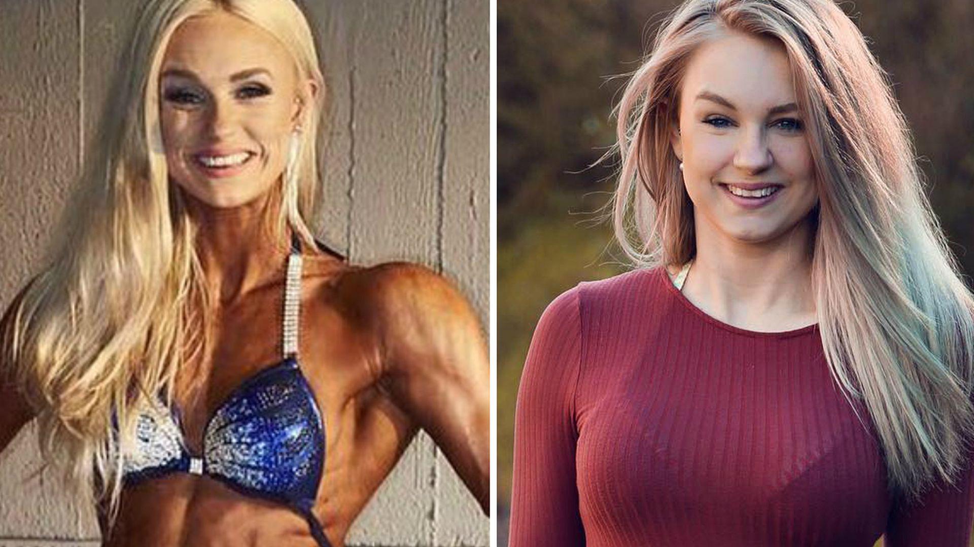 Powerfrau: SIE wurde von der Bodybuilderin zum Curvy-Model!
