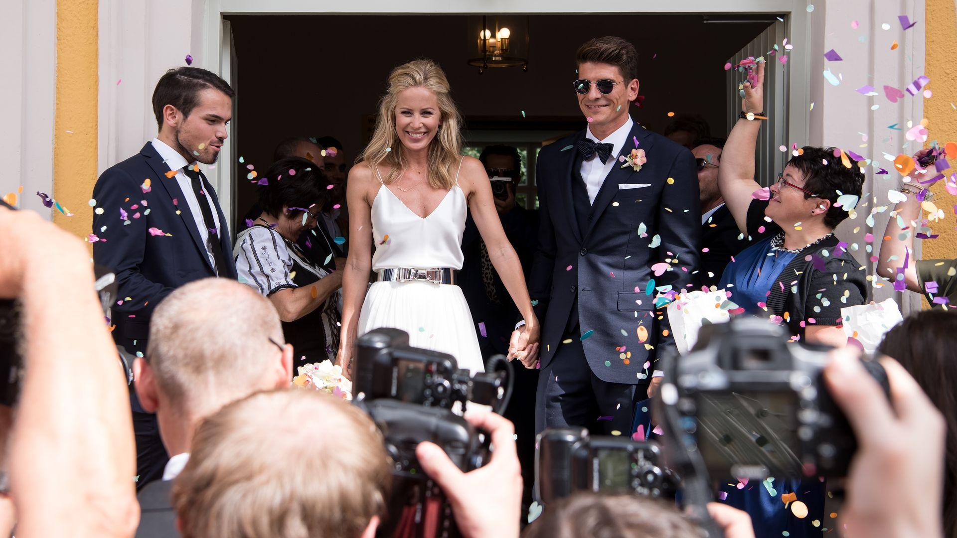 Mario Gomez Hochzeit