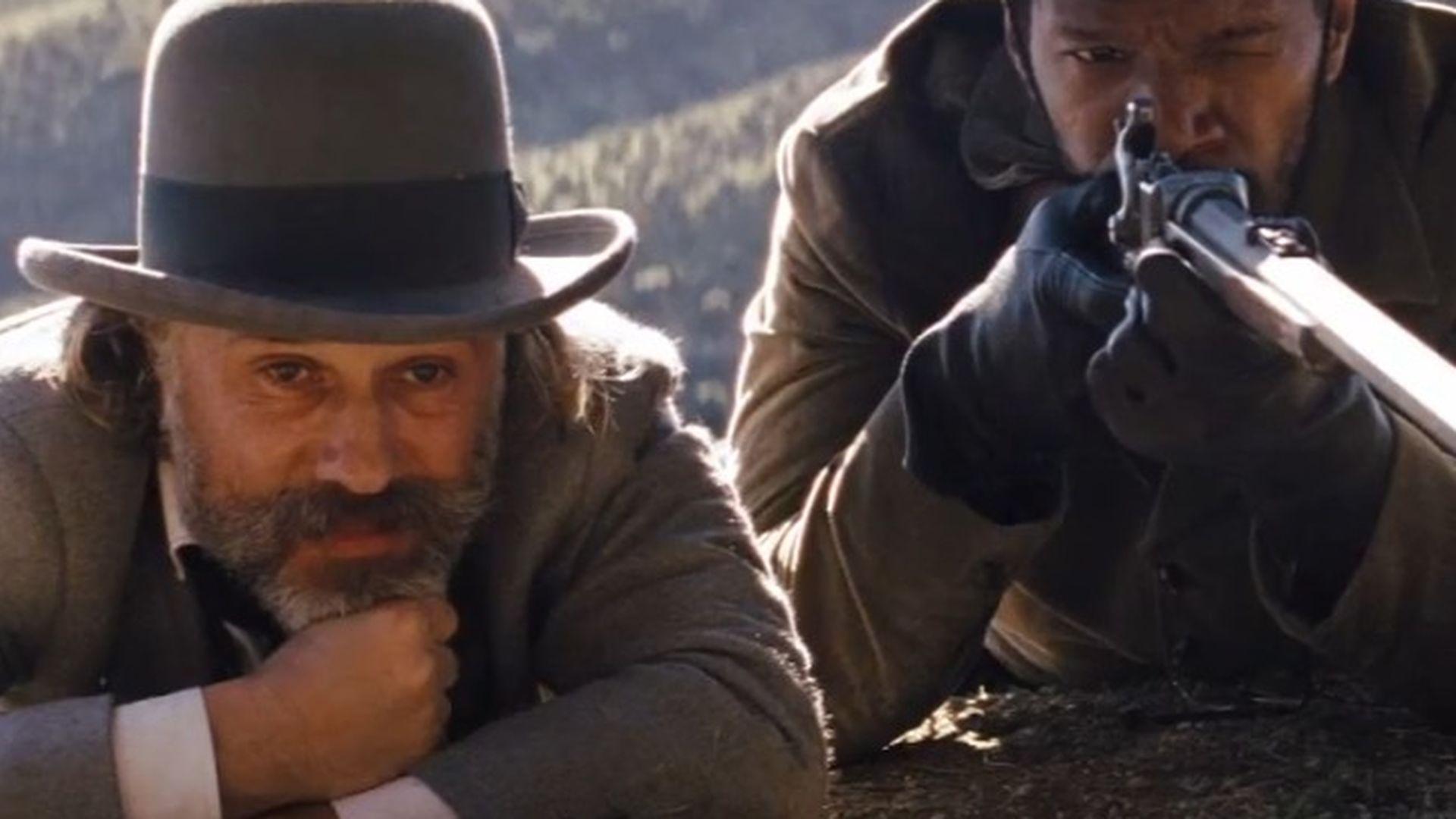 Django Unchained Besetzung