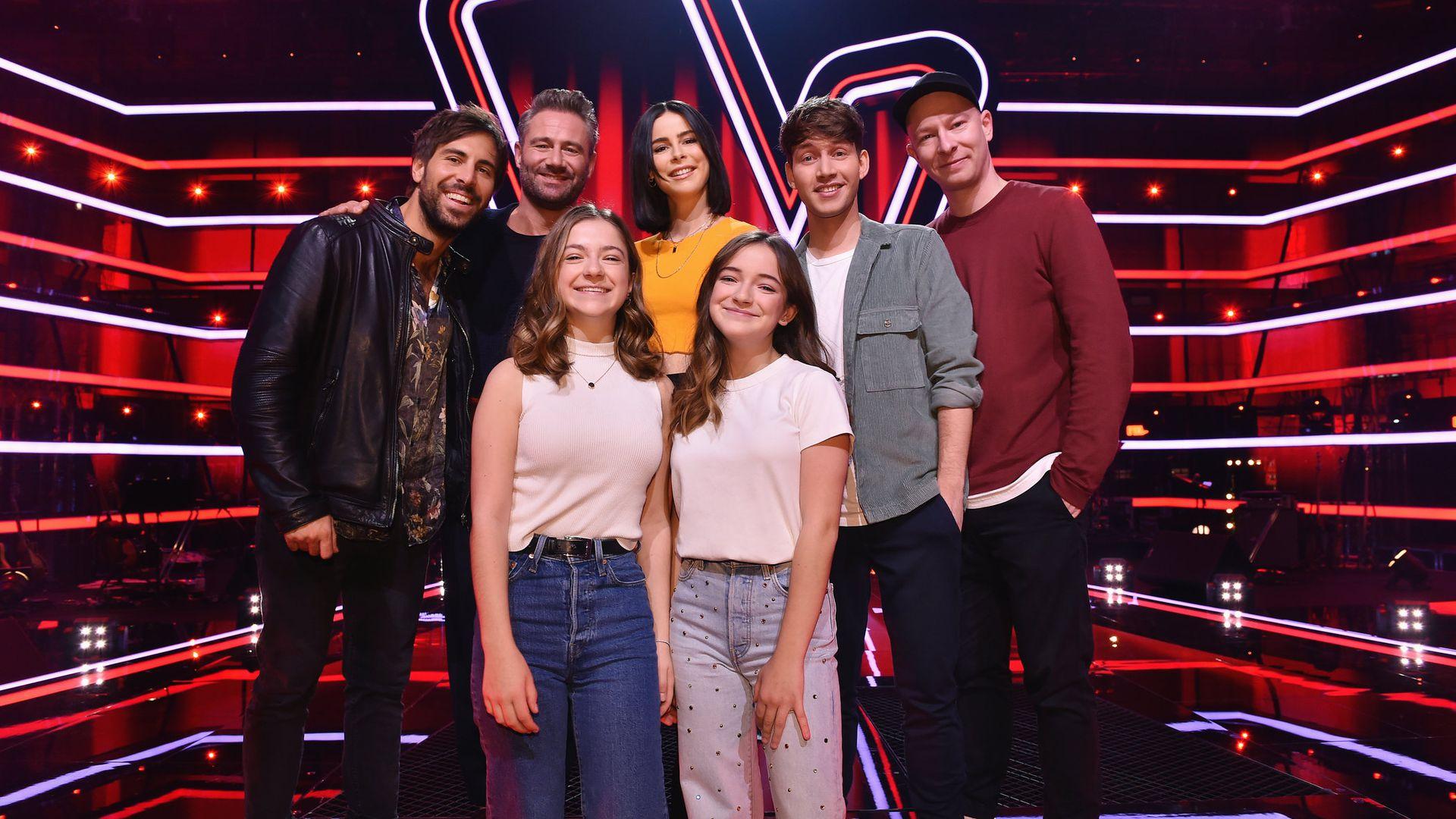 The Voice Kids De Anmeldung