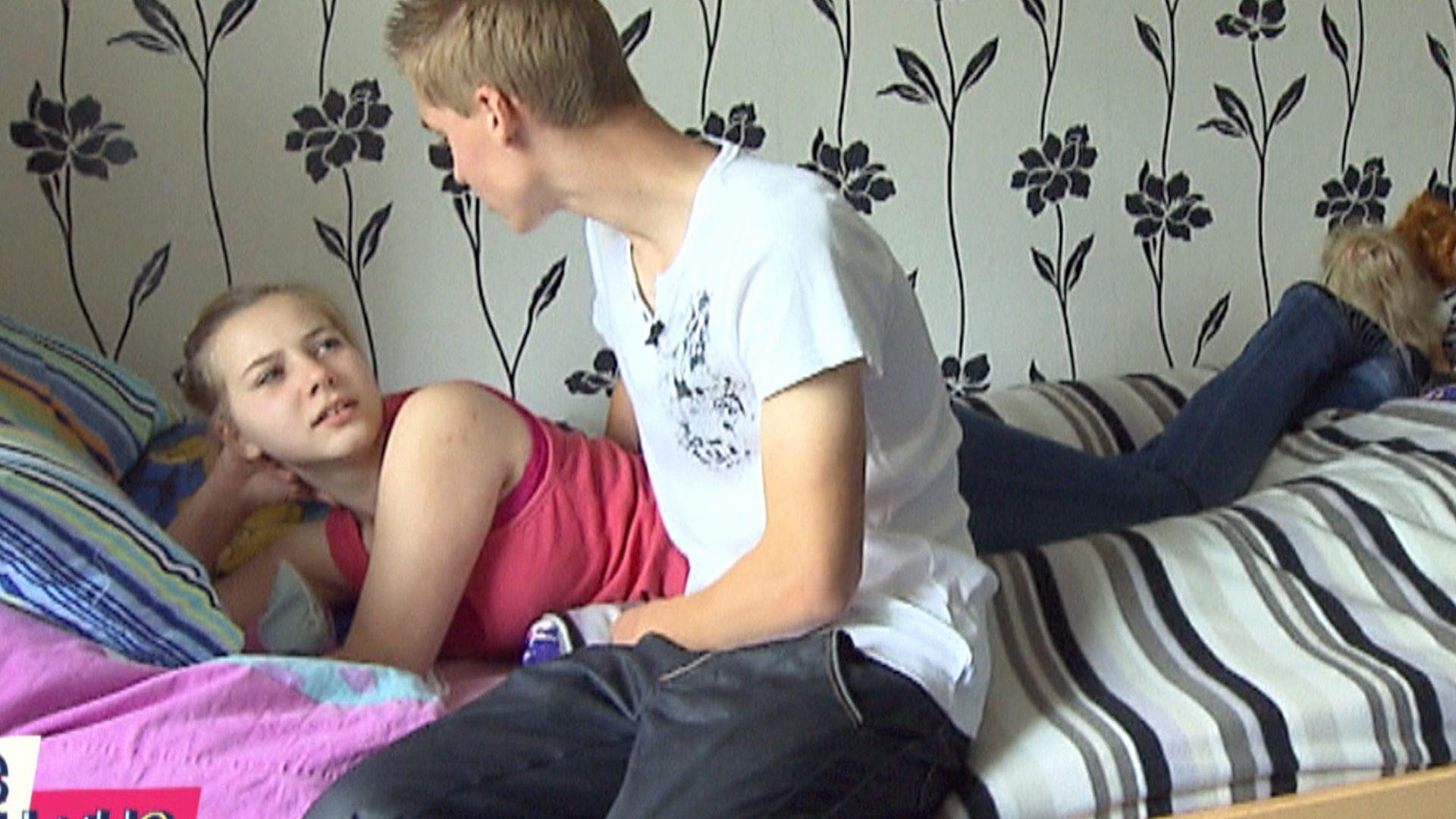 Sarafina Wollny: Eltern-Trennung ist kein PR-Gag