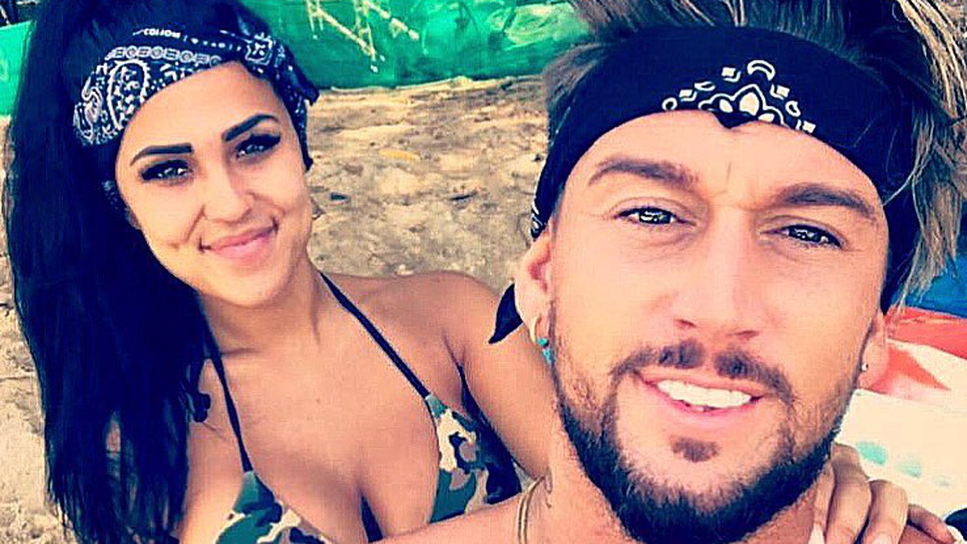 Schock Vor Der Geburt Love Island Paar Mike Und Elena Hat Sich