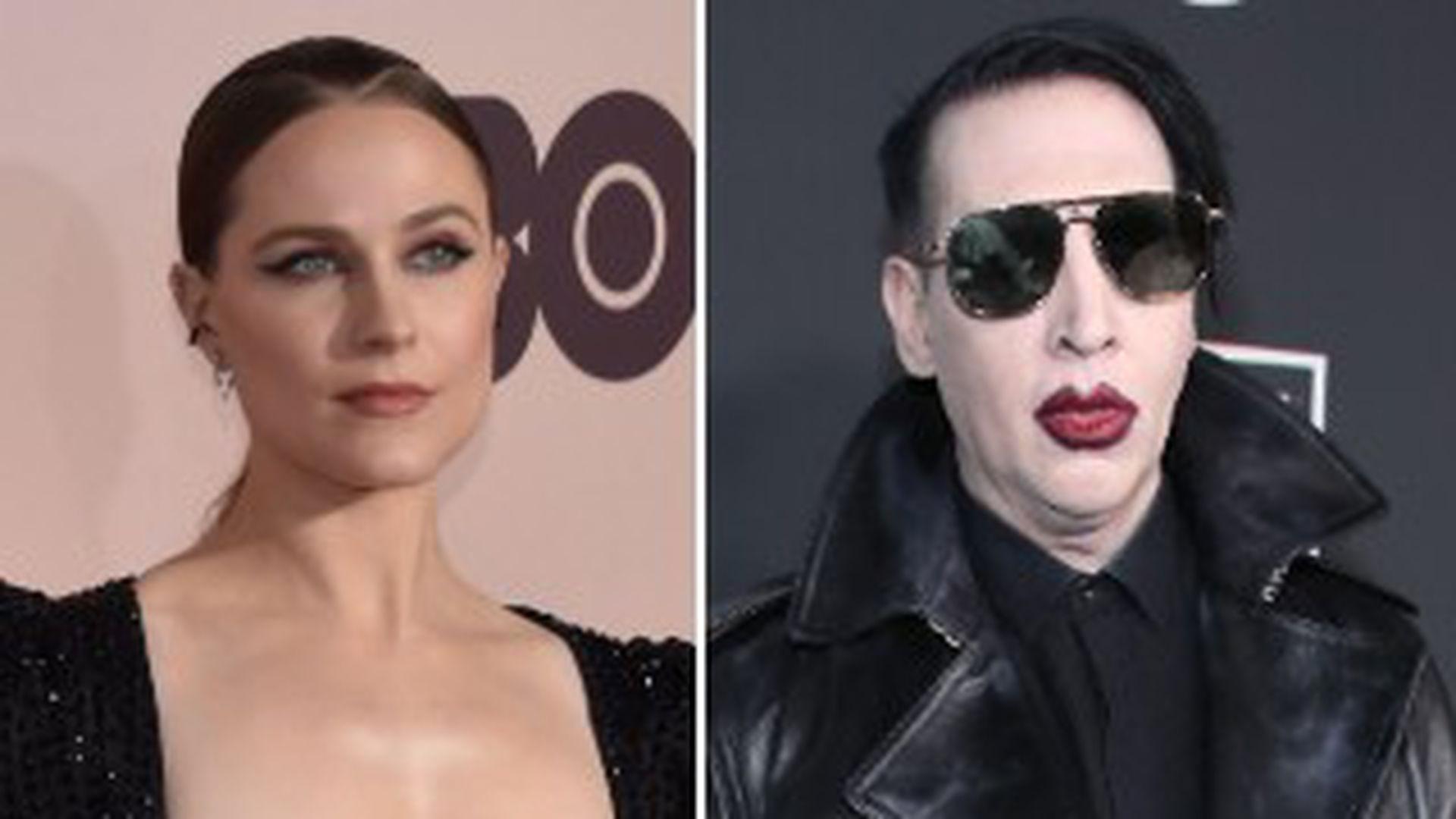 Evan Rachel Wood erzählt mehr Details über Manson-Missbrauch - Promiflash.de