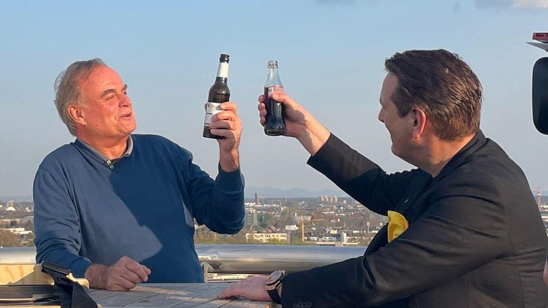 """Georg und Ralf fusionieren: Das wird aus """"Höhle der Löwen""""!"""