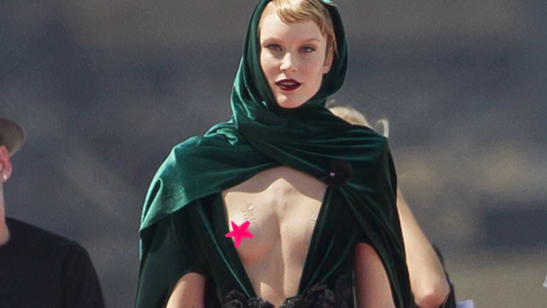 Germanys next topmodel gibt fotografen einen geilen handjob 5