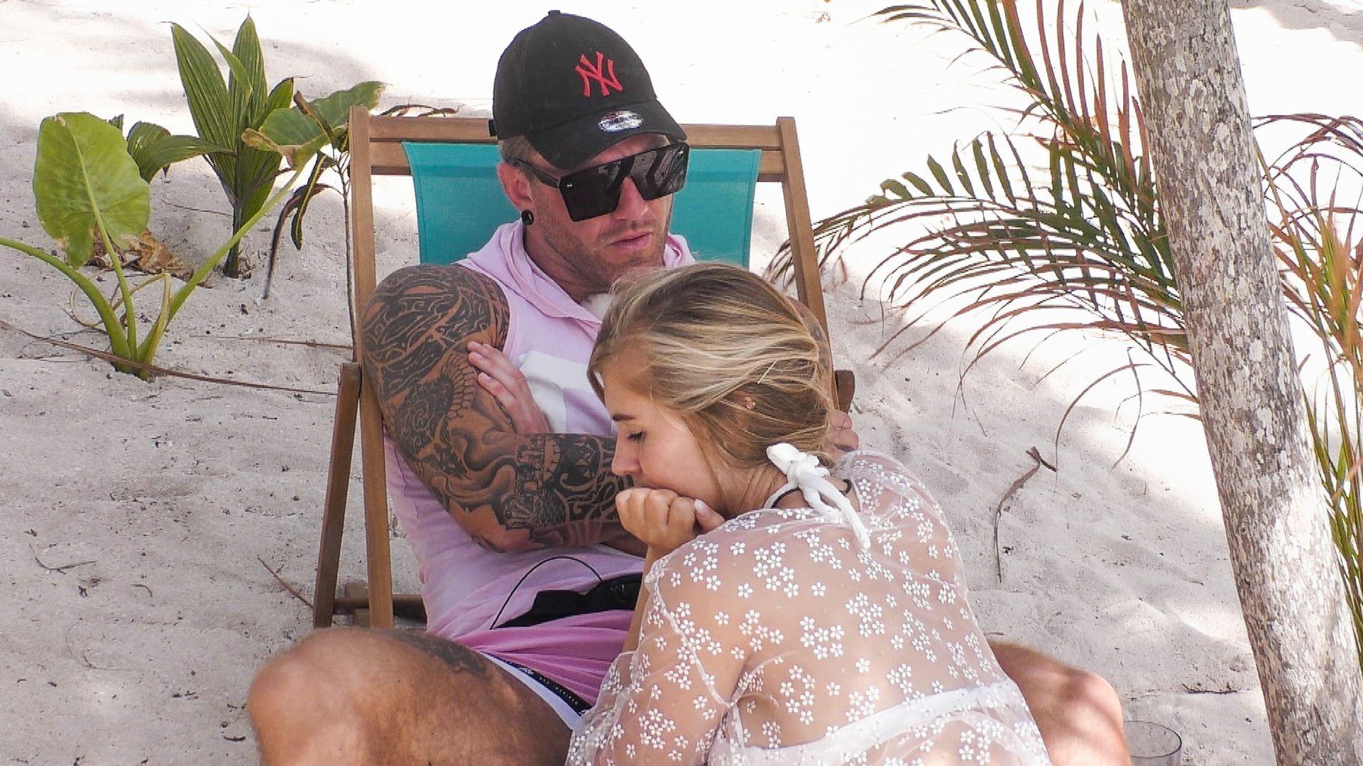 Nach Ex on the Beach-Trennung: Haben Till & Hanna