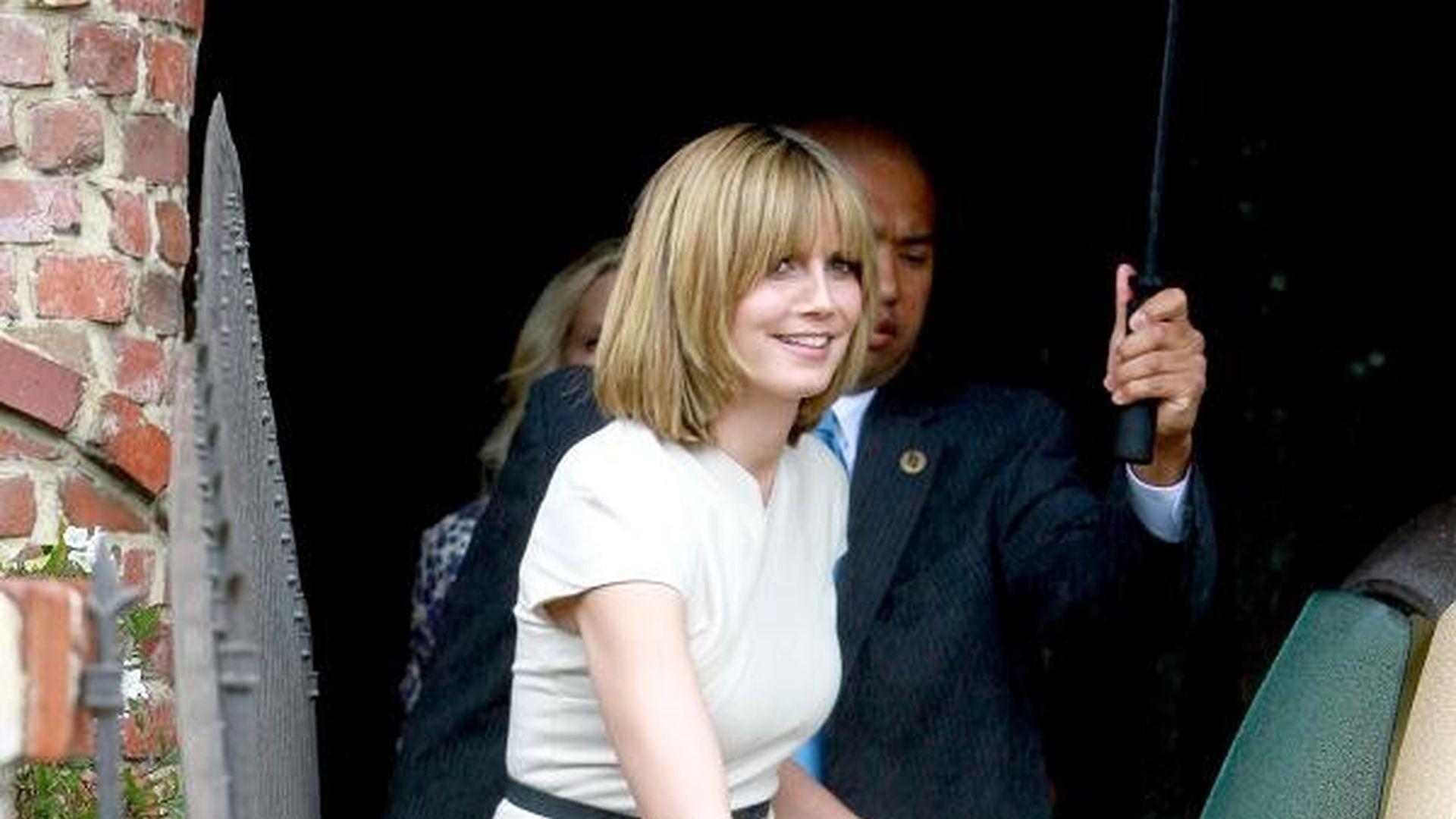 So Frech Sieht Heidi Klums Neue Frisur Aus Promiflashde