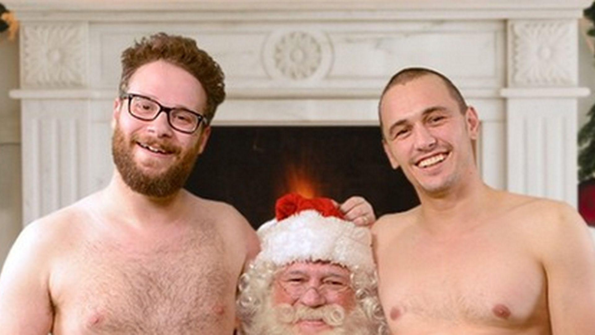 Schamlos! James Franco wünscht nackte Weihnachten | Promiflash.de