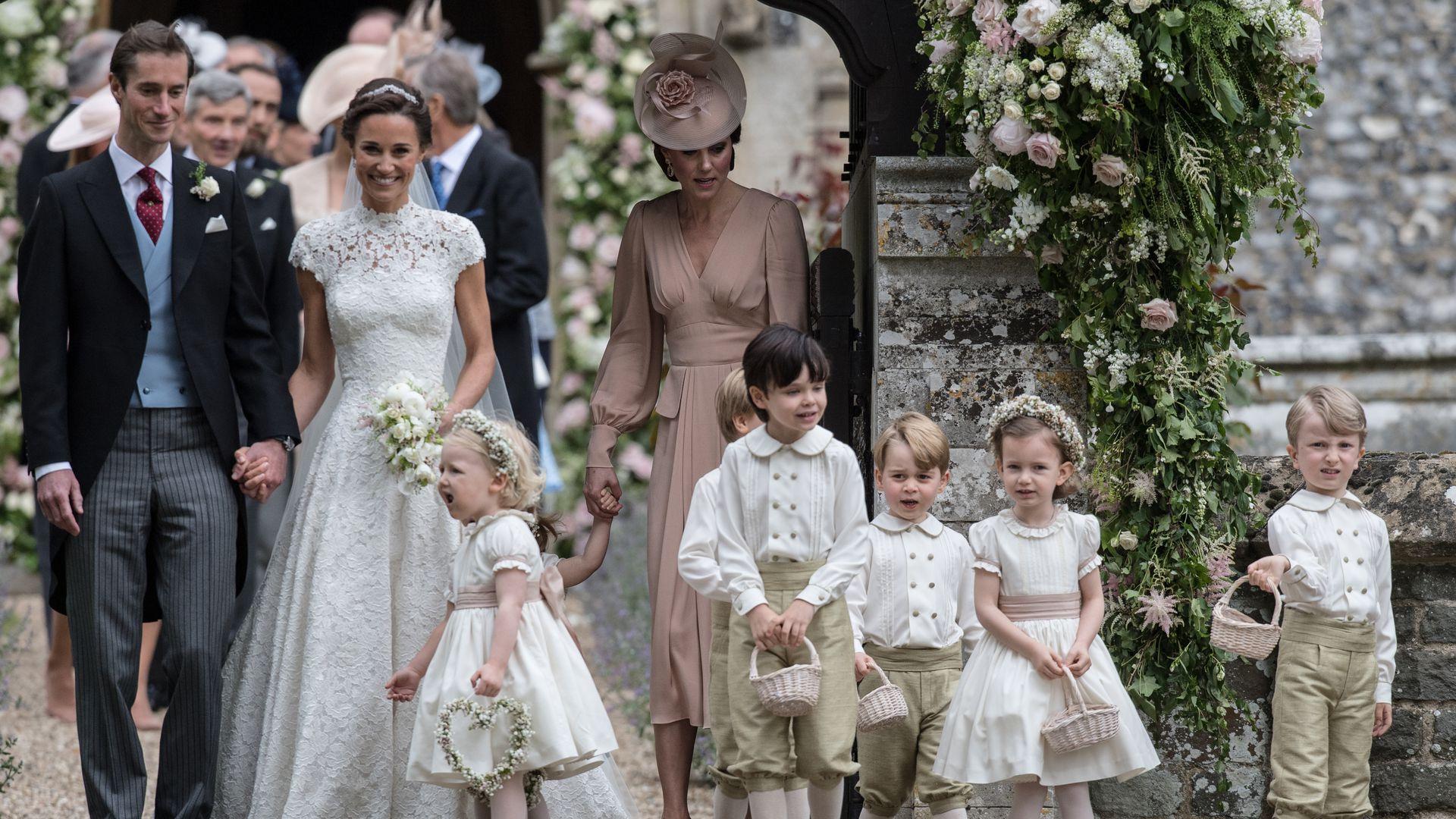Top oder Flop: Wie kam Kates Dress bei Pippas Hochzeit an ...