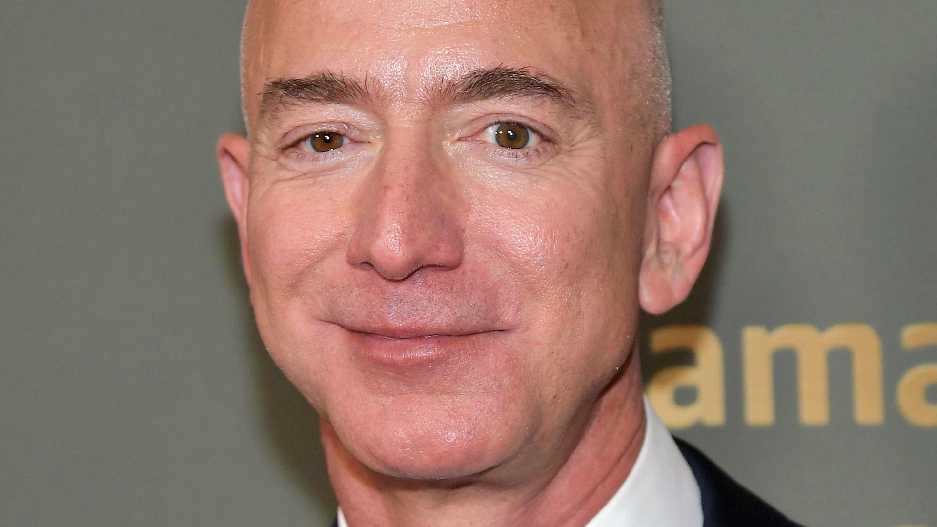 Nach Erpressung: Amazon-Boss Jeff Bezos ...