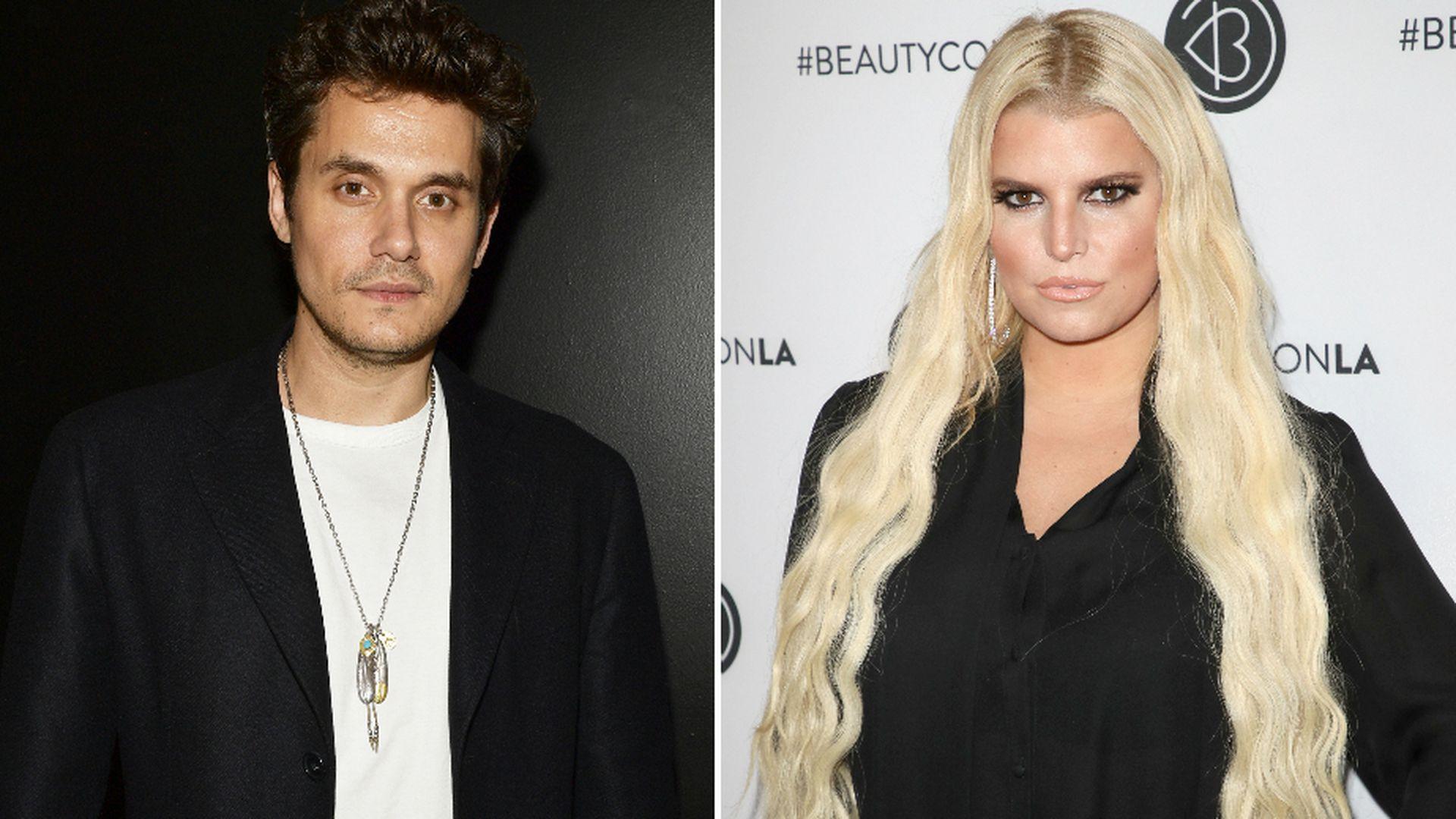 Sex mit Jessica Simpson war für John Mayer wie Napalm